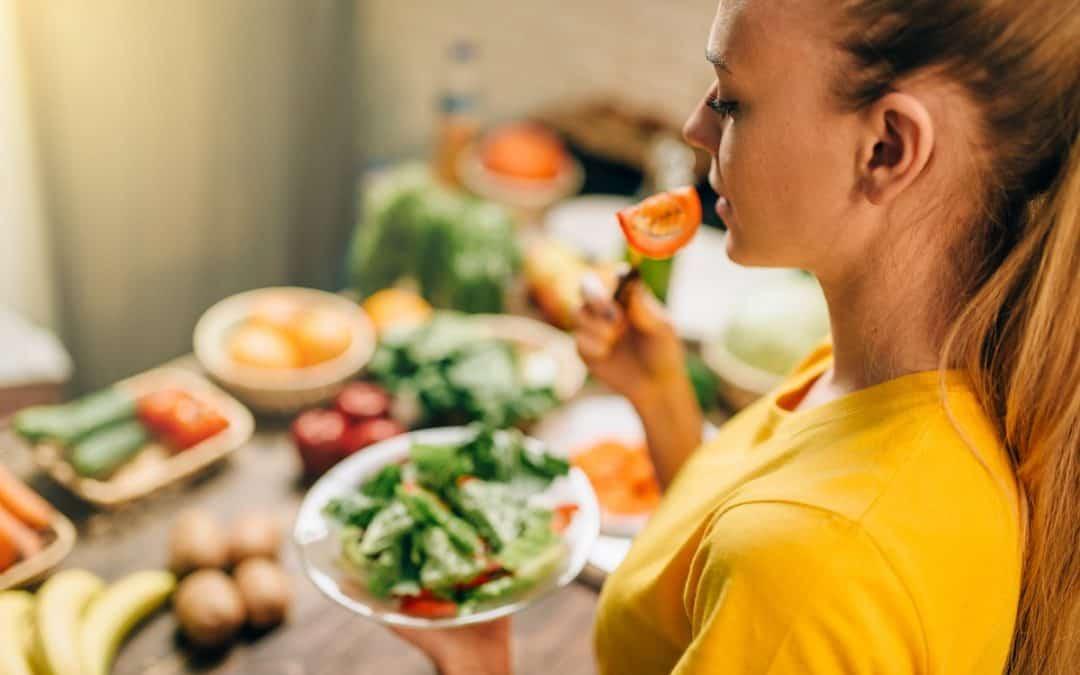 Vegetarisch, Ovo-Lakto-Vegetarsich Vegan, Lakto-vegetarisch… ?